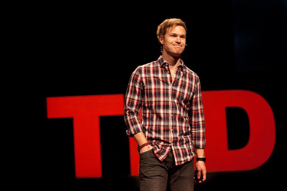 Blake Canterbury TED 1